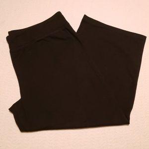 Danskin Capri pants Large (12-14)